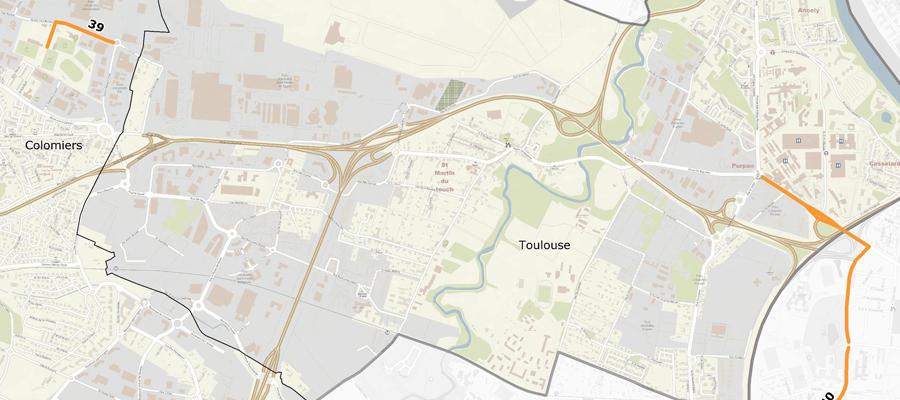 Toulouse Nord (secteur 3)