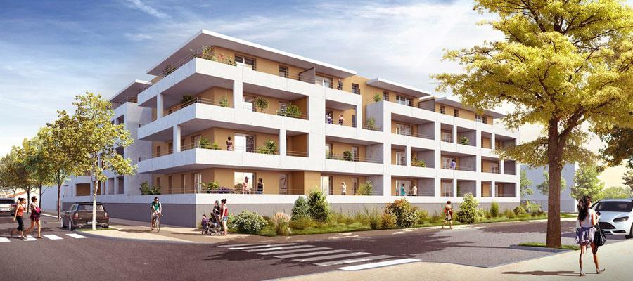 Avantages d 39 un appartement neuf toulouse for Acheter logement neuf