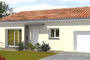 Prise en charge de la construction de maison moderne à Toulouse