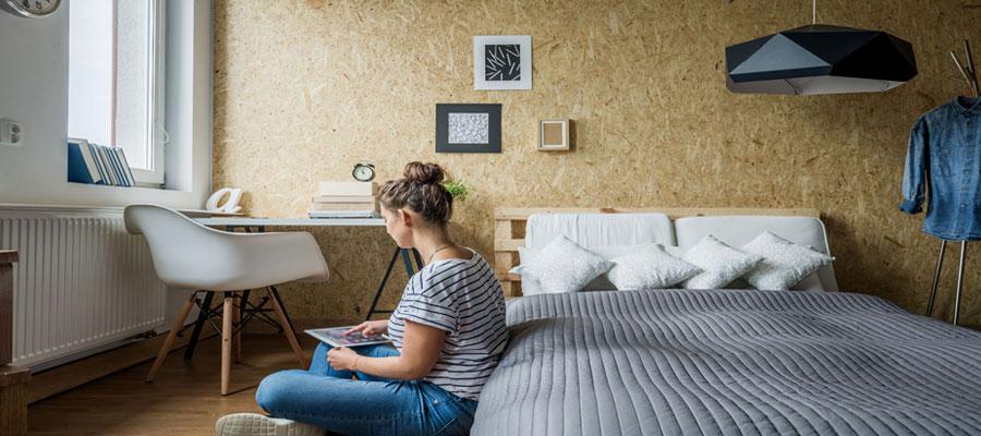 une résidence étudiante à Toulouse